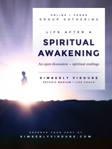 Life After a Spiritual Awakening @ Join by video or phone conference | Fenton | Michigan | United States