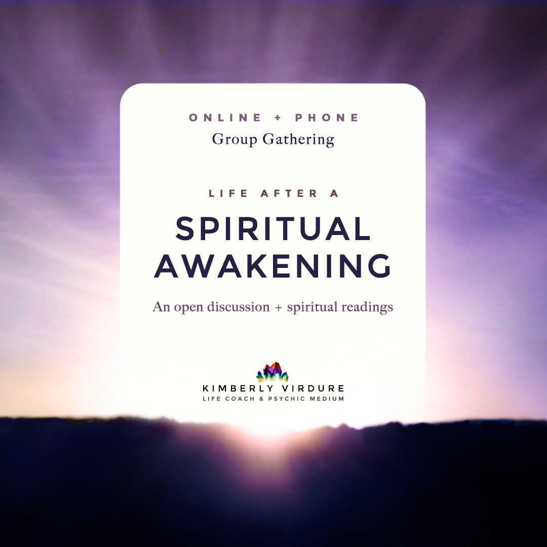 Life After a Spiritual Awakening Group Gathering