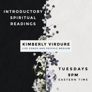 Introductory Spiritual Readings @ Phone Conference